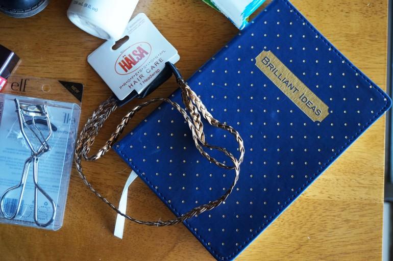 Brillant Ideas notebook
