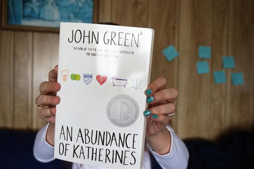 John green an abundance of katherines