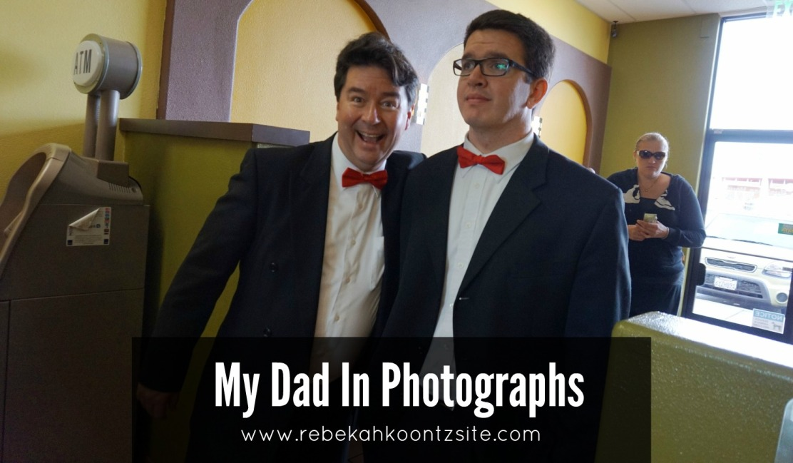 My dad in photographs