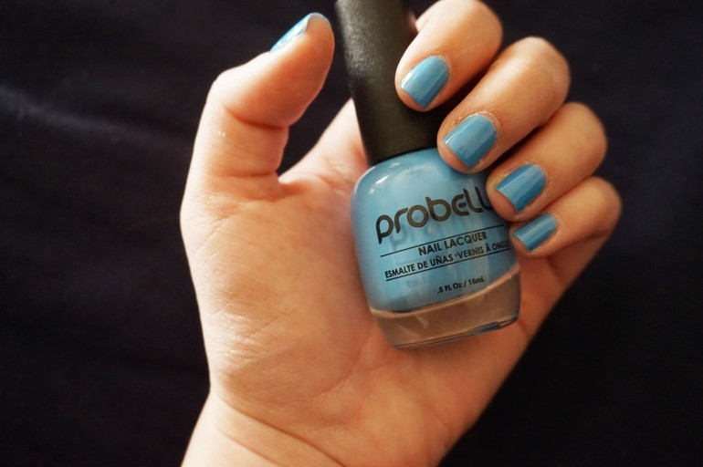 probelle nail lacquer review