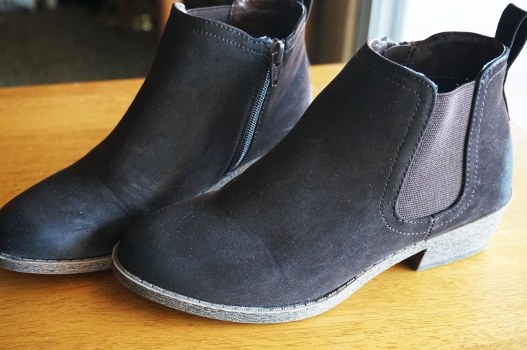 Target clearance booties
