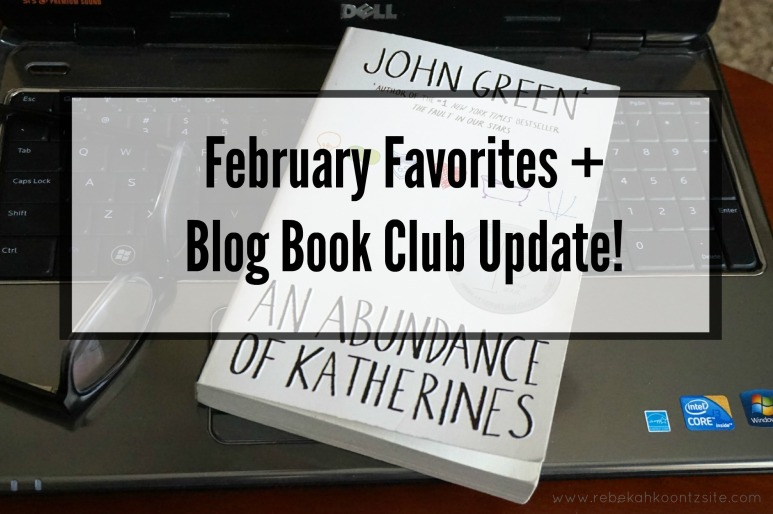 Feb favorites