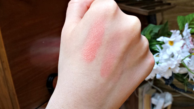 ModelCo Blush Peach Bellinin Swatch
