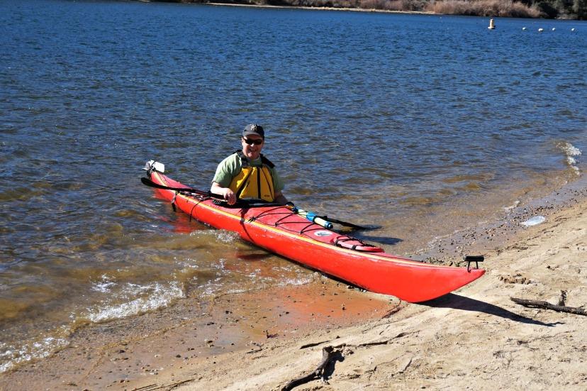 Papi Kayacking
