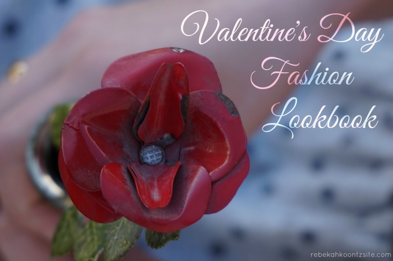 Valentine's Day Fashion Lookbook