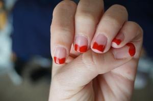 Valentines Nails 420