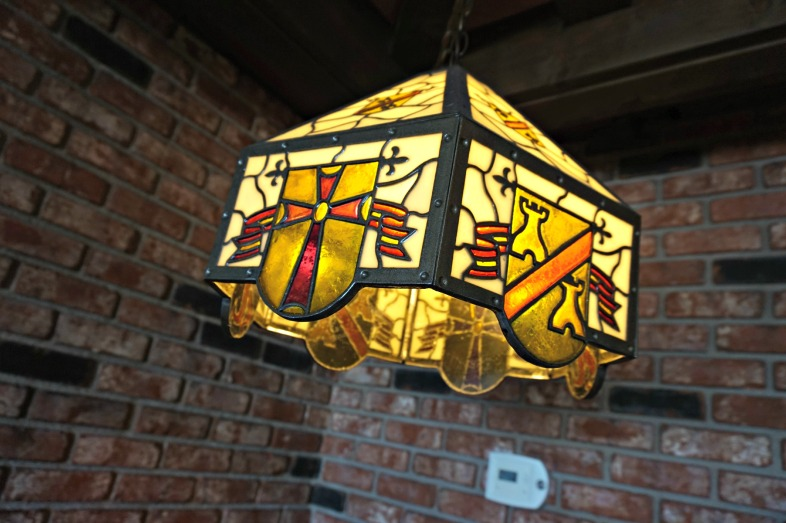 Pascos Pizza lamp
