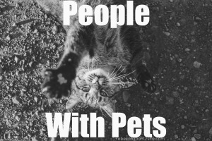 People With Pets