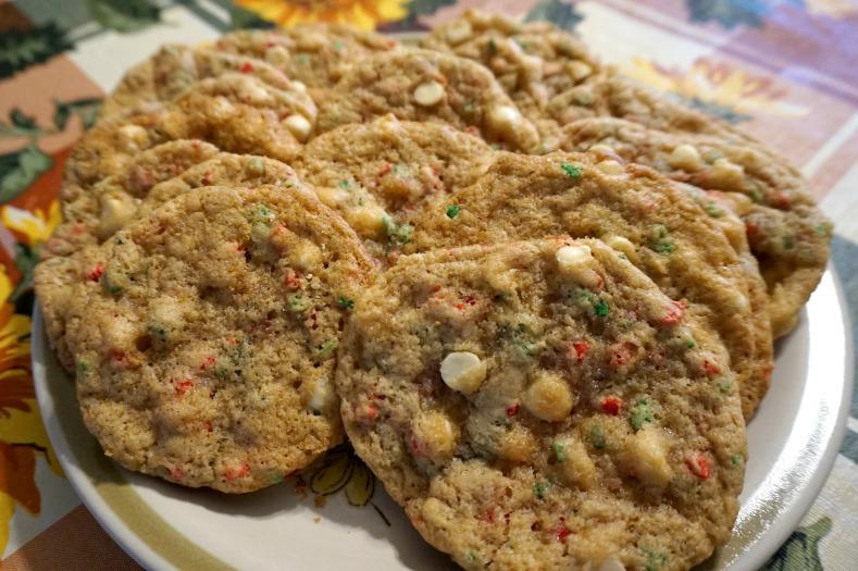 Christmas cookies in June