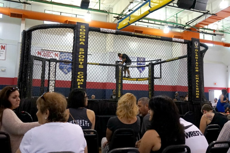 MMA Cage