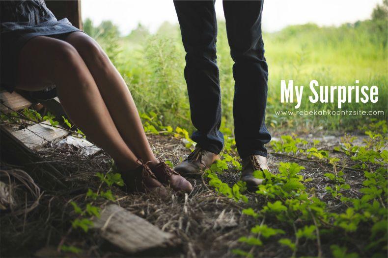 My surprise, long distance relationship, romance, love