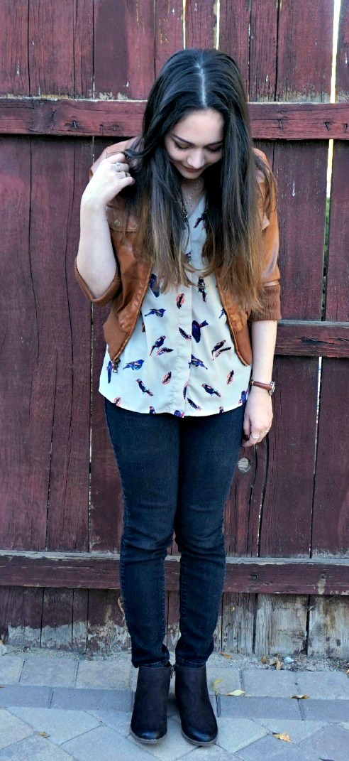 13 Fall thrift store ootd fashion