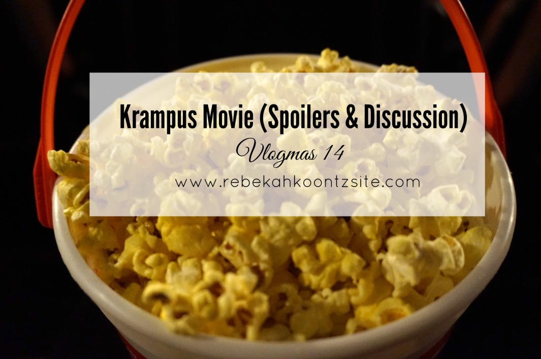 Krampus movie spoilers and discussion