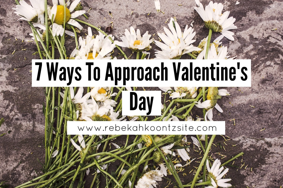 7 ways to approach valentine's day humor post
