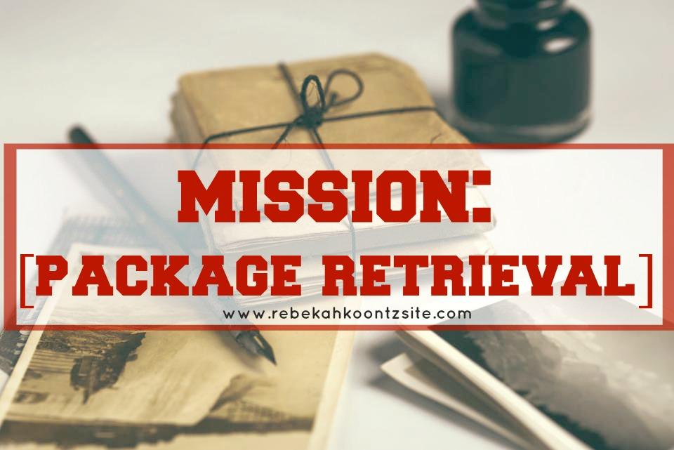 mission pacakge retrieval