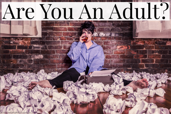 Are You An Adult?