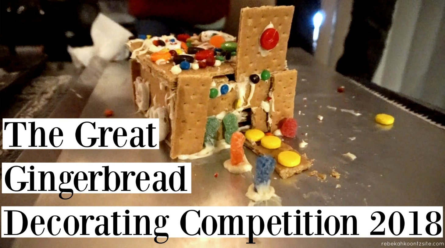 gingerbread decorating lifestyle christmas